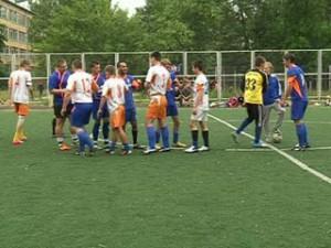 Депутаты Смоленского горсовета организовали пятый турнир по футболу
