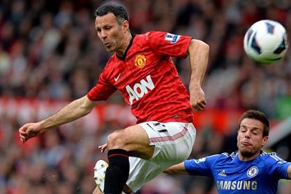 Райан Гиггз стал играющим тренером «Манчестер Юнайтед»