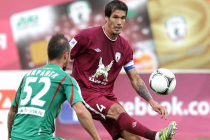 Футболист «Рубина» будет играть под именем Цезарь