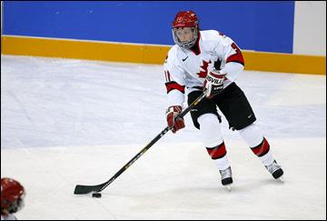 Гениальная хоккеистка