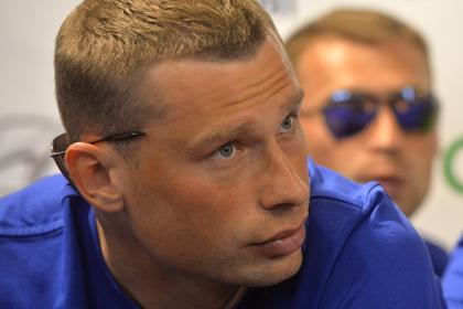 Футболист сборной России притворился журналистом