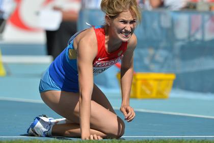 Российскую спортсменку увезли в больницу с ЧМ по легкой атлетике
