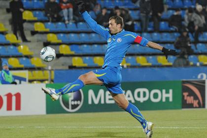 Российский призер Евро-2008 выиграл турнир в составе команды птицефабрики