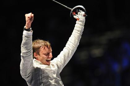 Россиянин выиграл золото чемпионата мира по фехтованию