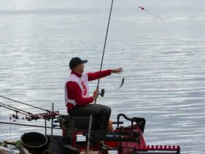 Смолянин победил во всероссийских соревнованиях рыбаков