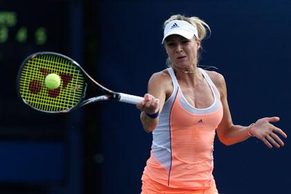 Кириленко и Кузнецова вышли в третий круг US Open