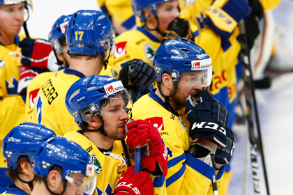 Шведы назвали состав на первый этап Евротура