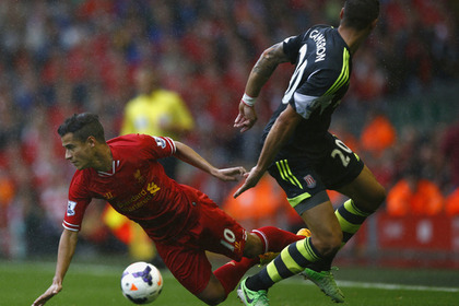 Чемпионат Англии открылся победами «Ливерпуля» и «Манчестер Юнайтед»