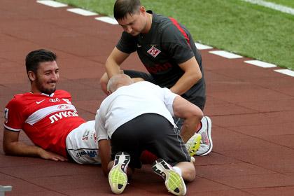 Основному защитнику «Спартака» потребовалась операция