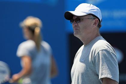 Шарапова нашла тренера на время US Open