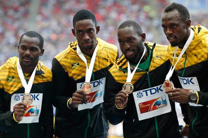 Ямайке пригрозили отлучением от Олимпиады