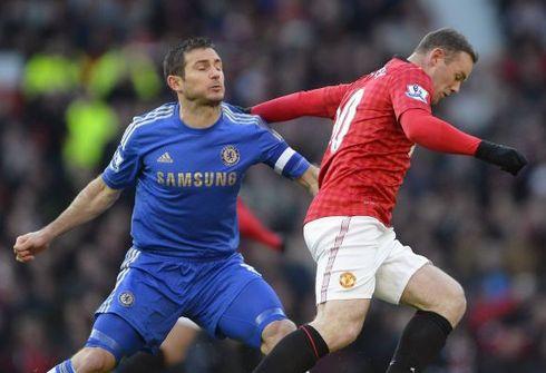 «Манчестер Юнайтед» — «Челси». Руни пока еще против Моуринью