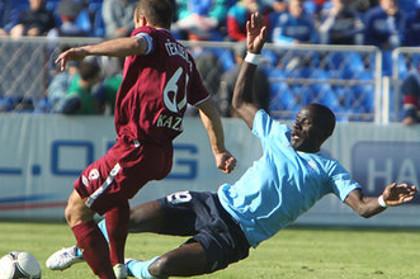 «Рубин» сыграл вничью четвертый матч премьер-лиги подряд
