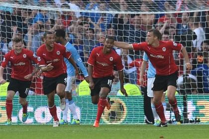 «Манчестер Сити» проиграл дебютанту премьер-лиги