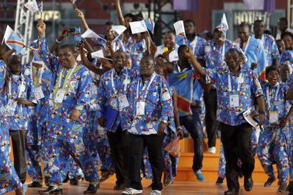 Женская сборная ДР Конго по баскетболу пропала в Ницце