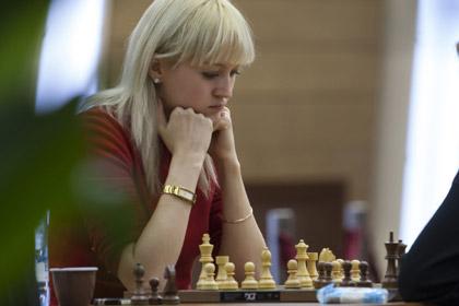 Украинская шахматистка начала защиту чемпионского титула с поражения