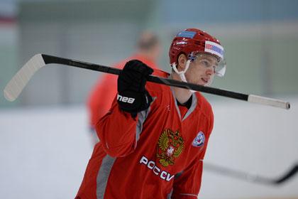 Хоккеист сборной России перенес операцию