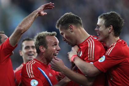Сборная России опередила Англию в рейтинге ФИФА