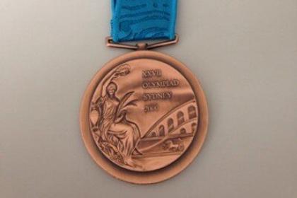 Лэнс Армстронг вернул олимпийскую медаль