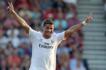 Криштиану Роналду останется в «Реале» до 2018 года