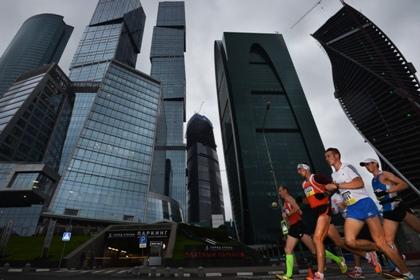 Московский марафон выиграли украинцы