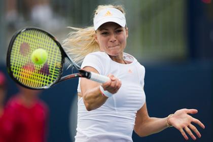 Кириленко вышла во второй круг турнира в Сеуле