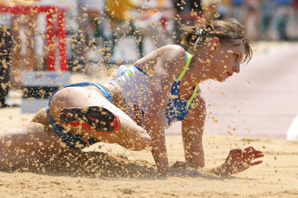Россиянку лишат медали ЧМ по легкой атлетике