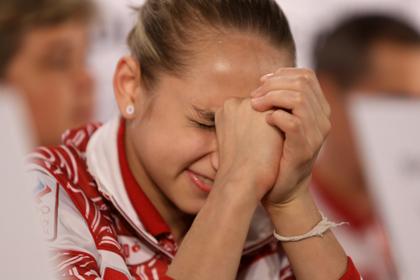 Комова пропустит ЧМ по гимнастике