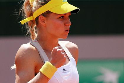 Кириленко не смогла выйти в 1/4 финала турнира в Сеуле