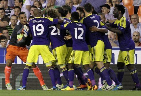 Лига Европы: от Валенсии до Хайфы