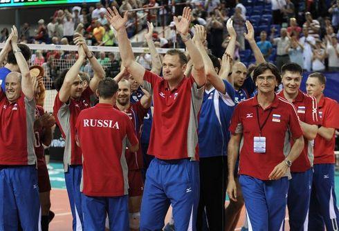 Андрей Воронков: «Задачи будем решать поэтапно. Первая — победить Германию»