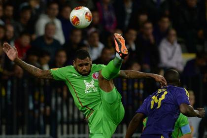 «Рубин» стартовал в групповом этапе Лиги Европы с победы