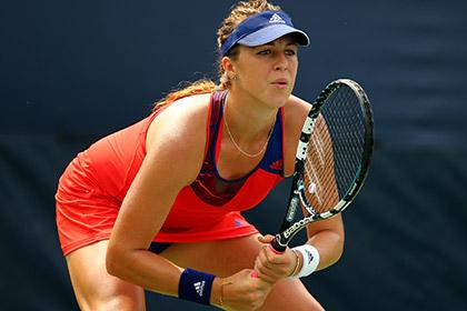 Российская теннисистка вышла в полуфинал на турнире в Сеуле