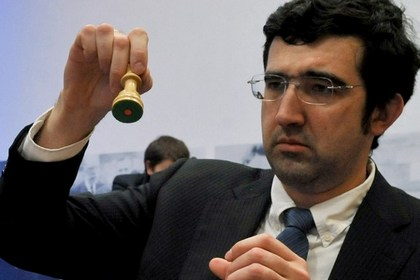Крамник выиграл Кубок мира по шахматам