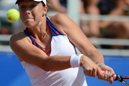 Три российских теннисистки проиграли на старте турнира в Токио