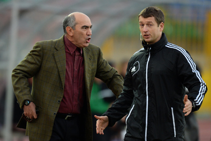 Главного тренера «Рубина» дисквалифицировали на три матча