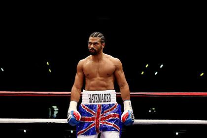 Дэвид Хэй определился с новой датой возвращения на ринг