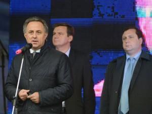Мутко: «Смоленская физакадемия становится центром притяжения российского спорта»