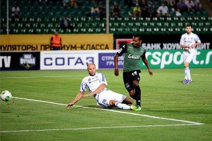 «Краснодар» разгромил «Волгу» в седьмом туре чемпионата России