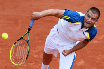 Южный сыграет с Джоковичем в 1/4 финала US Open