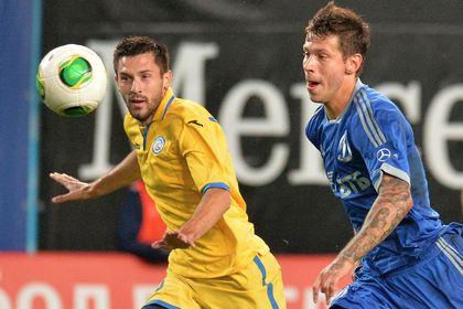 «Динамо» и «Ростов» сыграли вничью в матче премьер-лиги