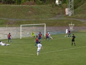 Смоленский «Днепр» вырвал победу у футболистов «Долгопрудного»