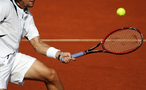 Немного про теннис