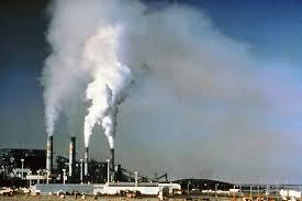 Загрязнение воздуха. Основная причина таких серьезных заболеваний как астма, хронический бронхит, инфаркт и даже рак