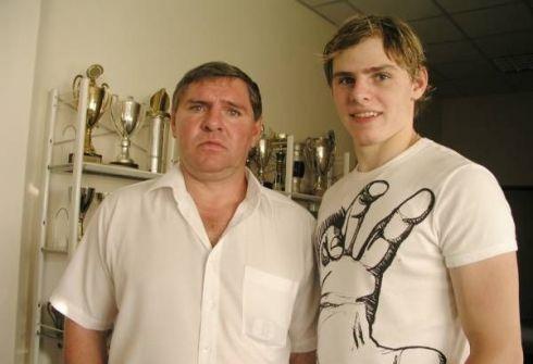 Алексей Крутов: «Если бы был похож на отца, поехал бы в Сочи»