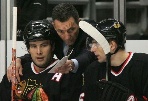 НХЛ. Три ранних отставки за восемь лет