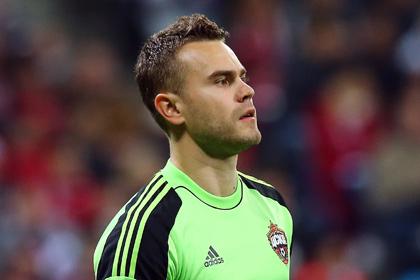 Акинфеев восстановился к игре с «Манчестер Сити»