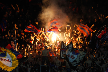 УЕФА завел против ЦСКА дело о расизме