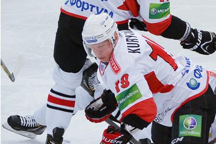 Челябинский клуб избавился от чемпиона мира по хоккею