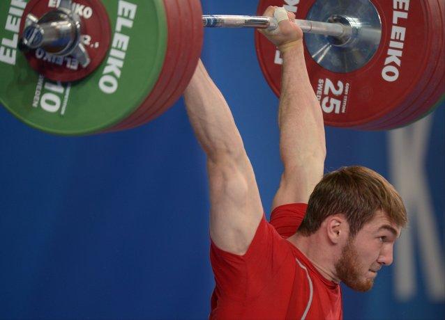 Российский тяжелоатлет завоевал золото чемпионата мира